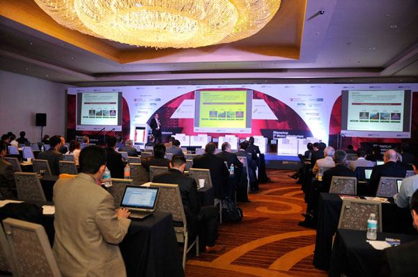Pacadar in BNamericas infrastructure Summit 2016 2