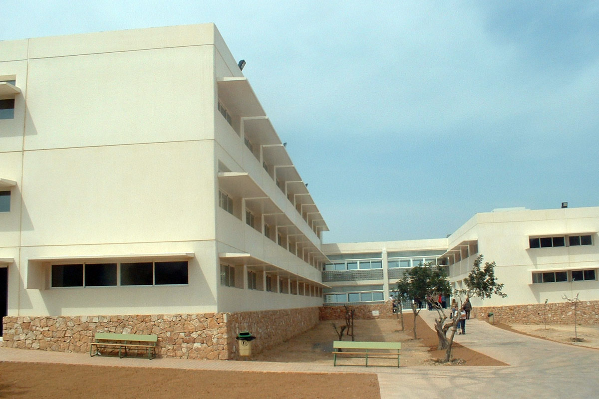 Secondary Schools In Sant Agustí Des Vedrà And Sant Joan De Labritja, Ibiza (Spain)