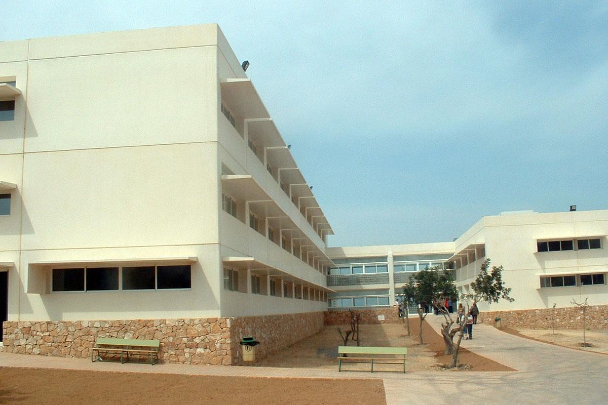 Secondary Schools In Sant Agustí Des Vedrà And Sant Joan De Labritja, Ibiza (Spain)