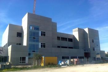 Elche University Building no. 4, Alicante (Spain)