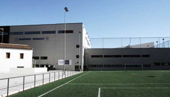 Sports Centre In Benimaclet, Valencia (Spain)