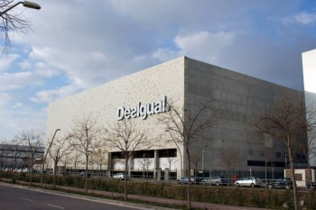 Desigual Logistics Centre, Barcelona (Spain)