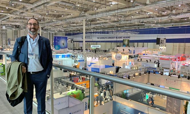 PACADAR-ECOVENTIA attends the Global Wind Summit in Hamburg