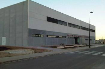 Sports Centre in Loriguilla, Valencia (Spain)