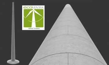 PACADAR-ECOVENTIA presents its new system of wind towers SSTT