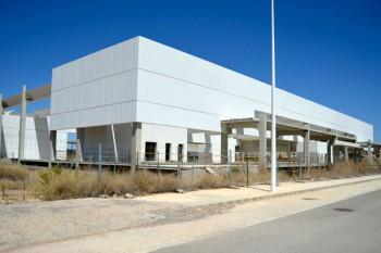 Sports Centre in El Puerto de Sagunto, Valencia (Spain)
