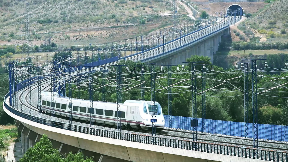 Bridges for High Speed Railway
