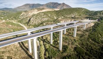 Statically Indeterminated Bridges