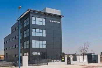Radiotrans Headquarters in Madrid (Spain)