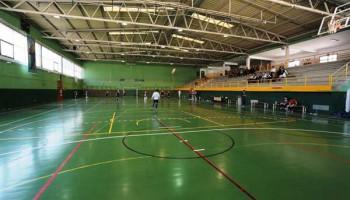 Sports Centre In Salesian School, Madrid (Spain)