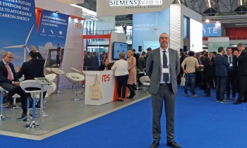 Pacadar attends the WindEurope Exhibition 2017 in Amsterdam